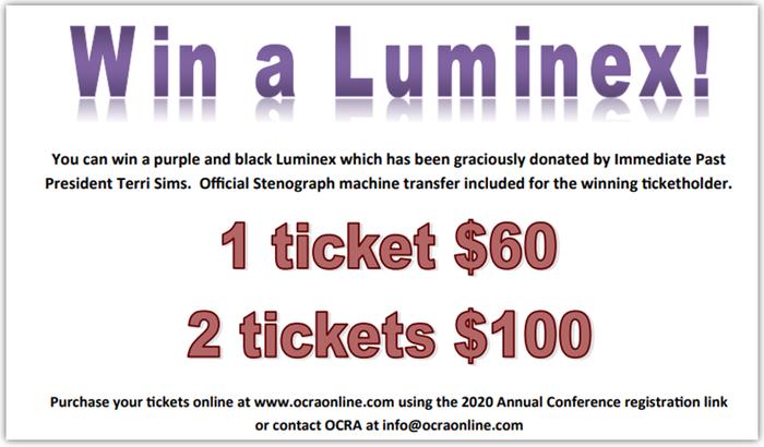 2020 Fundraising
